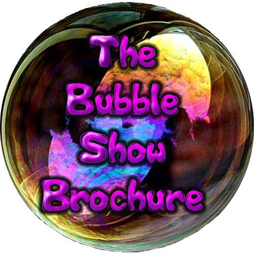 The Bubble Show Brochure